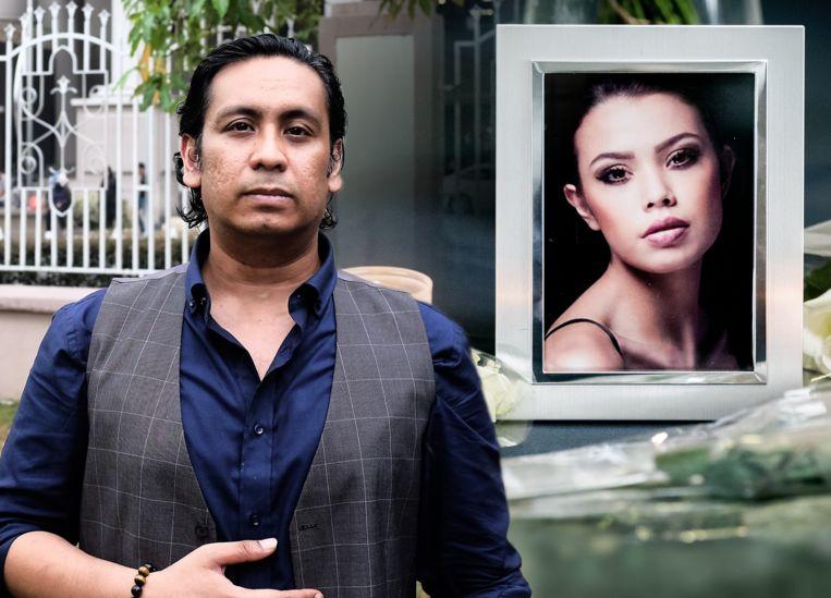 Getuige Adam White zette het overleden Nederlandse model Ivana Smit (18) uit Peer gisteren in de Maleisische rechtszaal neer als een feestbeest. Hij gaf toe dat hij  geen bewijzen had voor een groot deel van zijn verklaring.