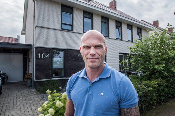 Ruud Leeuw stelt zijn huis beschikbaar voor getroffen gezinnen uit Limburg