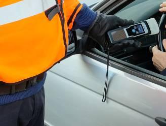 Politie betrapt 10 bestuurders op alcohol of drugs