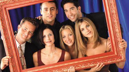"""""""Het geheim? In 'Friends' práten ze nog met elkaar"""""""