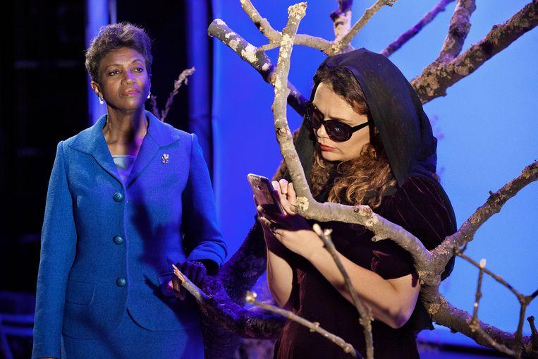'Dido and Aeneas' van Opera  Vlaanderen. Beeld Annemie Augustijns
