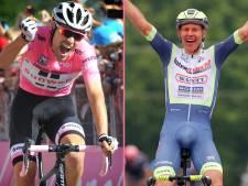 Van der Hoorn in voetsporen Dumoulin als vierde Nederlander met Giro-etappezege deze eeuw