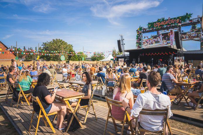 Copacobana zette in september een kleinschalige editie van het festival op poten. Als het moet, doen ze dat nu opnieuw.