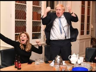 De vrouw die Boris temt en hem toch z'n 'crazy' zelf laat zijn