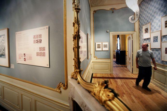 Archiefbeeld ter illustratie Eschermuseum Den Haag