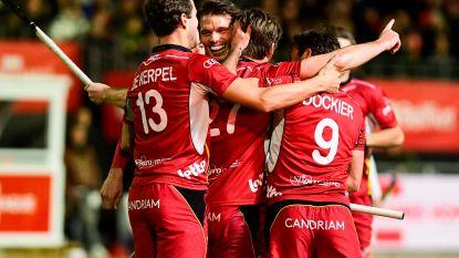 Red Lions opnieuw aan de leiding in Hockey Pro League, Red Panthers gaan onderuit tegen Groot-Brittannië