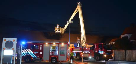 Politie: mogelijk brandstichting in bouwmarkt Zutphen