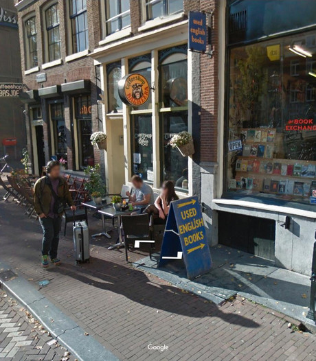 Gewapende overval op coffeeshop in Centrum