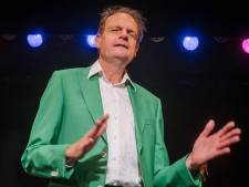 Cabaretier Vincent Bijlo en taalkunstenaar Nico Dijkshoorn treden op tijdens Het Park Vertelt in Oosterbeek