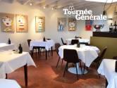 """Mijn restaurant. Tom Boonen: """"Het durft hier wel eens uit te lopen"""""""