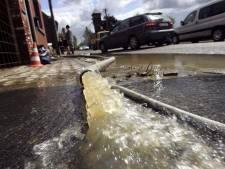 La Vesdre déborde à Chênée: la police demande d'éviter le secteur