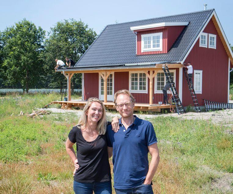 Jessika Kersting en Martin Qvist Beeld Jorgen Caris