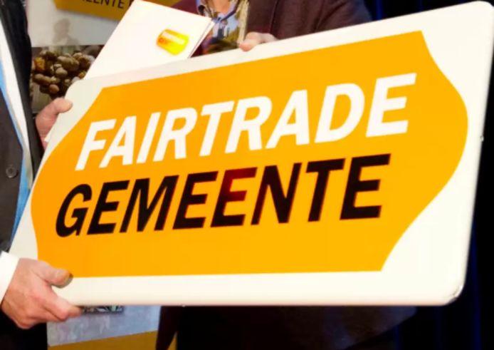 Het Fairtrade logo