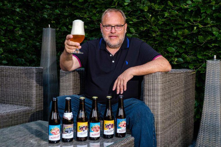 Bierbrouwer Jan De Troetsel heeft vier nieuwe bieren gelanceerd.