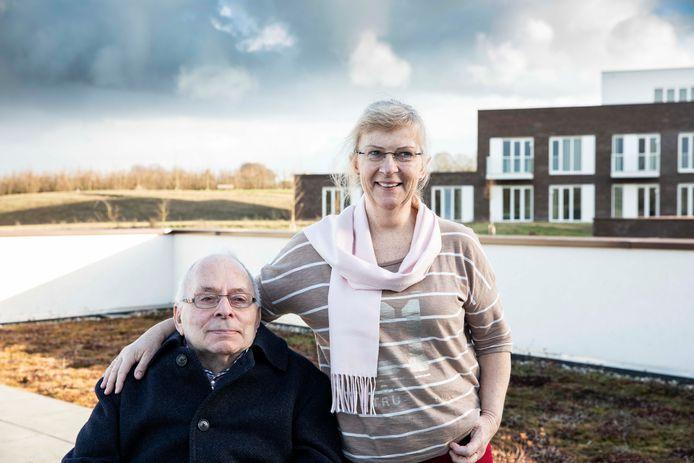 Leon en Elly Duchateau wonen beiden in Triamant