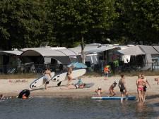Volle campings en vakantieparken in Zuidoost-Brabant, maar minder buitenlanders