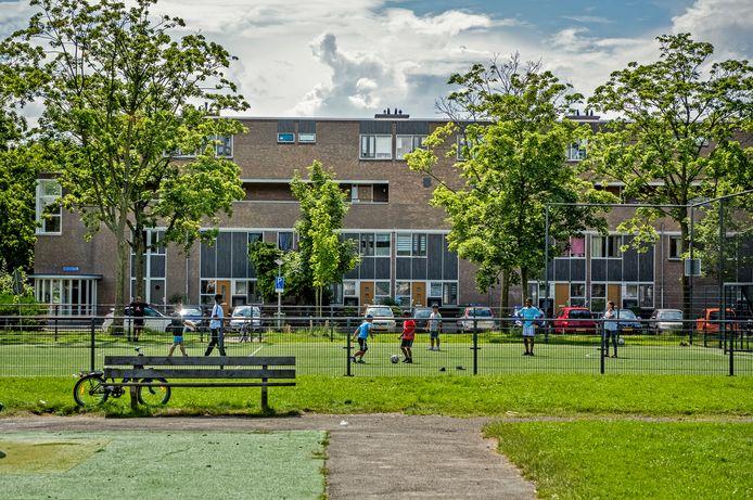 Een overval of beroving is geen uitzondering in Rotterdam-Beverwaard.