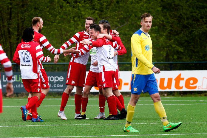 FC De Bilt en Delta Sports'95 waren twee jaar geleden verwikkeld in een hevige titelstrijd. Komend seizoen zitten beide clubs in dezelfde bekerpoule.