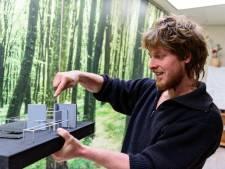 Kunstenaars maken van Stijlpaviljoen een bonte kermis