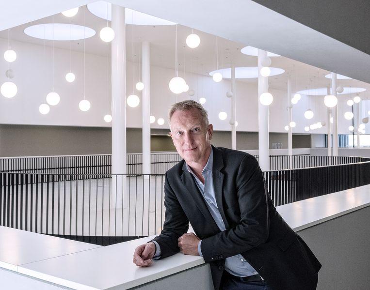 Jan Willem Duyvendak: 'We zijn al enorm hecht, maar als je het té hecht maakt, wordt het benauwend.' Beeld Patrick Post