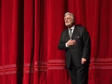 Le chanteur d'opéra Placido Domingo accusé de harcèlement sexuel