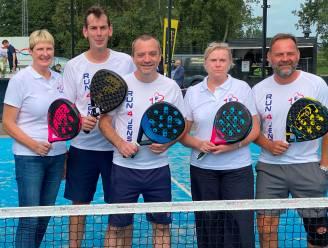 Eerste Padel en Tennis 4LIFE met BV's brengt ongeveer 10.000 euro op
