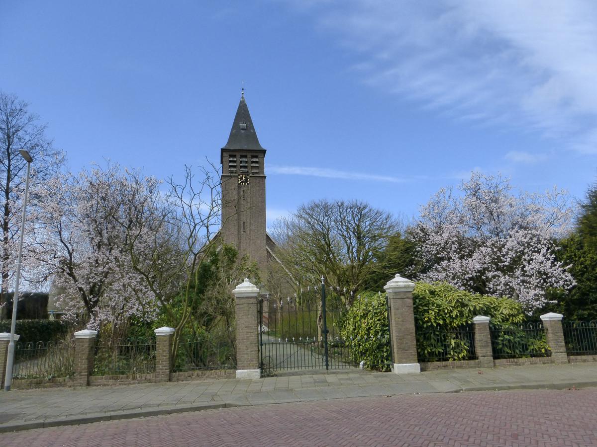 De kerk in Nieuwdorp is een voorbeeld van een kerk die in de toekomst misschien een andere functie krijgt