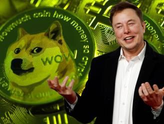 Elon Musk praat koers cryptomunt Dogecoin naar beneden