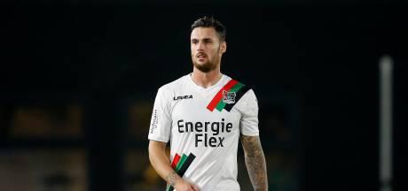 NEC-verdediger Bossaerts twijfelgeval voor duel met Telstar