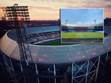 Sfeeractie: Ajax-fans toveren de Kuip om met eigen clubkleuren