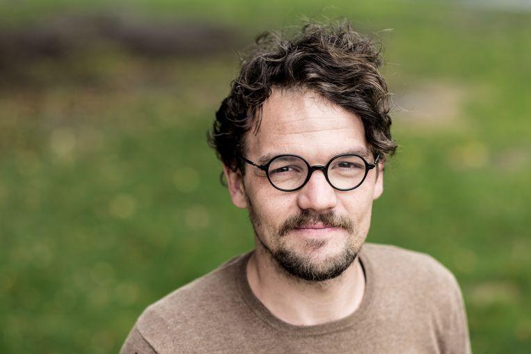 Historicus en auteur Koen Aerts (UGent).  Beeld Tine Schoemaker