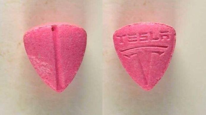 De roze Tesla-pillen die in omloop waren in Nijmegen, zijn gevaarlijk. Het risico op ziekenhuisopname is groot, waarschuwt Trimbos.