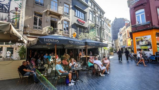 Oostendse horeca mag tot en met 7 november gratis uitgebreide terrassen laten staan