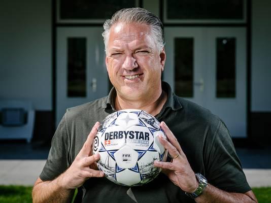 Mattijs Manders, algemeen directeur van de Eredivisie CV.