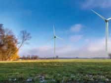 Front tegen zonnepanelen en windmolens bij Spankeren