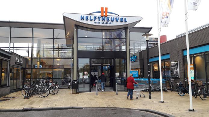 Winkelcentrum De Helftheuvel