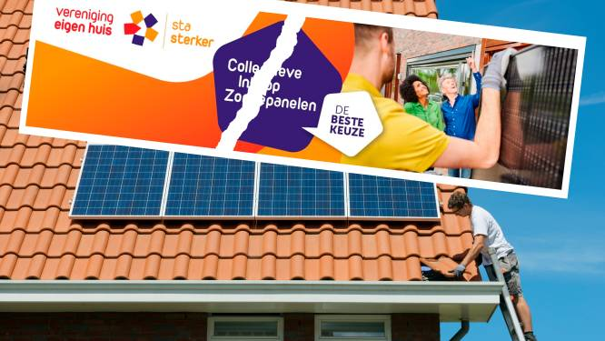 Vereniging Eigen Huis werkt aan oplossing voor Twentse leden na faillissement zonnepanelenbedrijf
