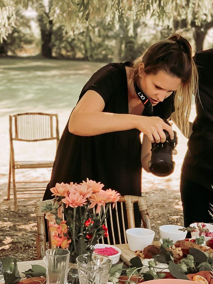 Fotografe Fee Wydaeghe van Atelier Coquette lag aan de basis van Bubble Weddings.