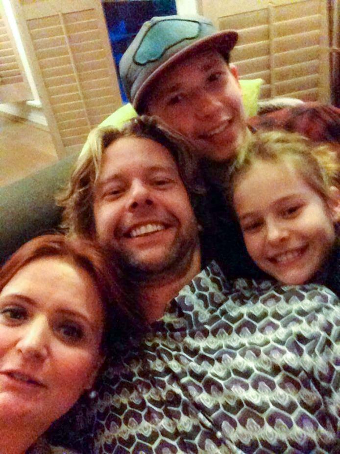 Met het hele gezin