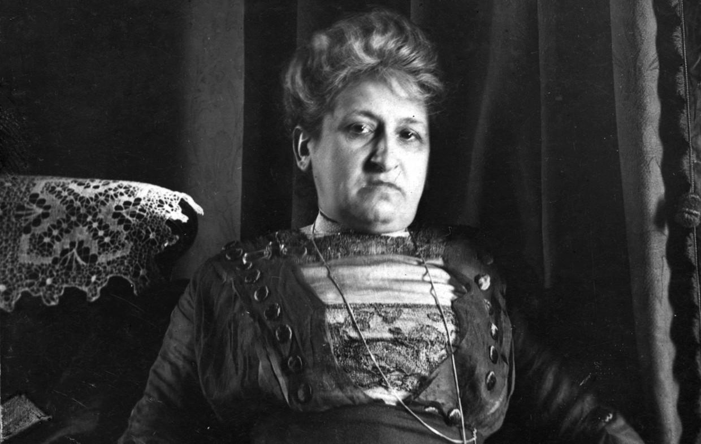Dr. Aletta Jacobs, de eerste vrouwelijke arts van Nederland.