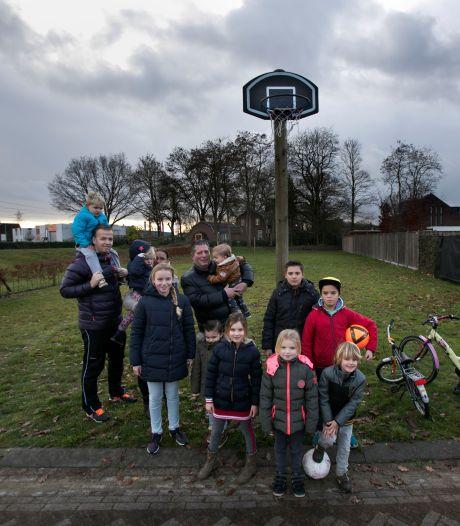 Legalisatie trapveldje Nuenen-Eeneind wordt toch weer opnieuw besproken