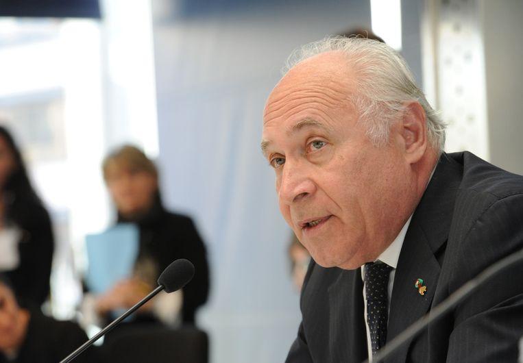 CEO Pier Luigi Foschi. Beeld afp