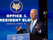 Biden maakt steunpakket van 1,9 biljoen dollar bekend