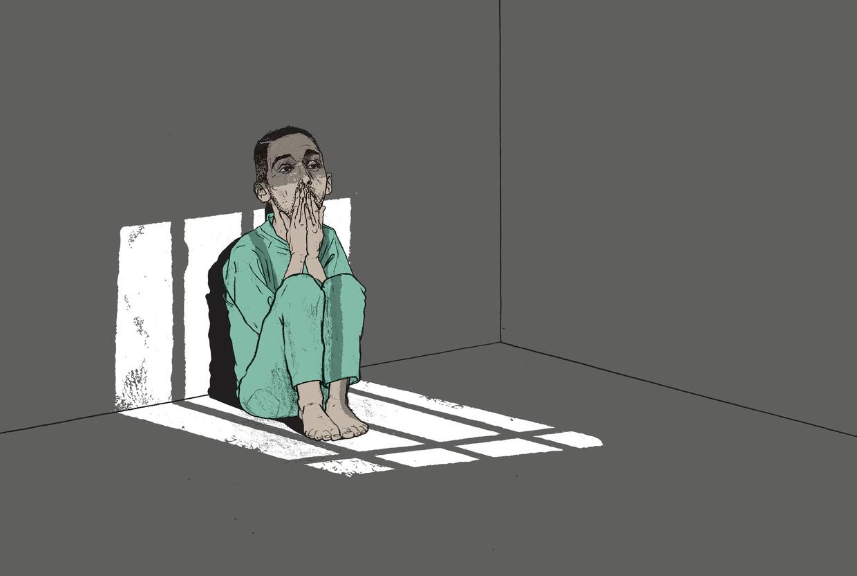 Ahmed E. werd vorig jaar maart opgepakt op verdenking van terreur.