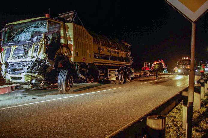 Zwaar ongeval op N270 in Helmond