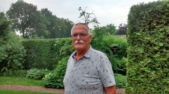 Voorzitter Rinus van den Heuvel van de Landerdse Omroep Stichting