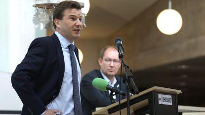 Bernard Vanheusden (43) is nieuwe rector UHasselt, en meteen de jongste ooit in Vlaanderen