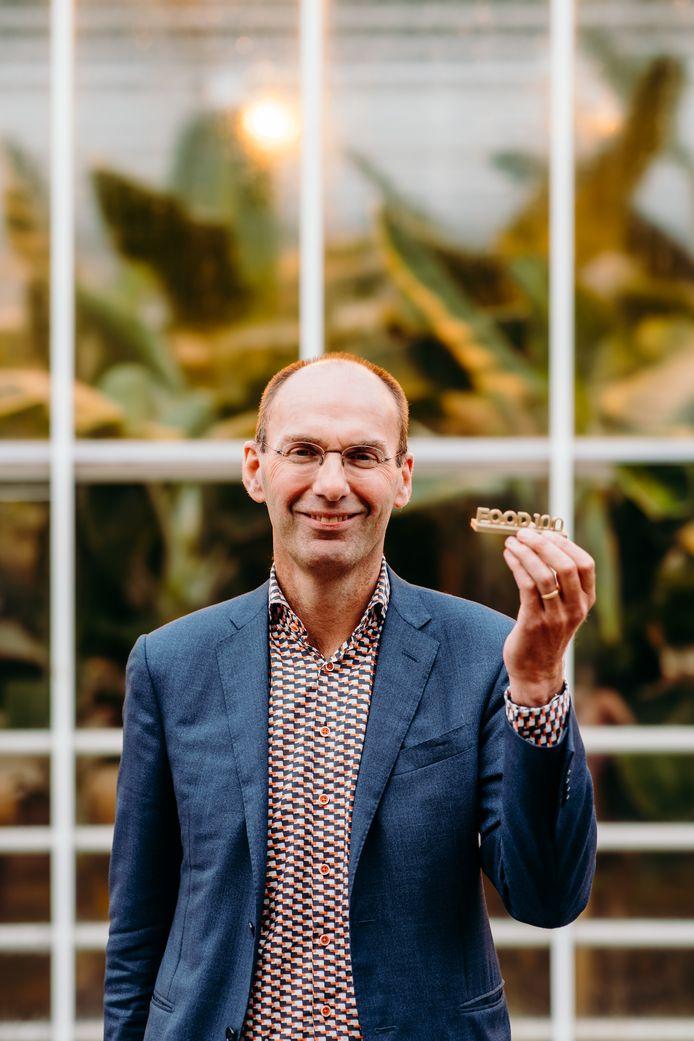 Herman Lelieveldt is een van de Foodhelden van 2021.