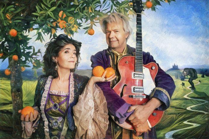 Dieuwertje Blok en Jeroen Kramer komen met het theatersprookje en familievoorstelling De Prins van Oranje woensdag 3 november naar Etten-Leur.