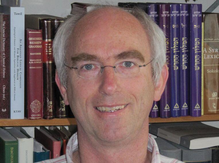 Jan Joosten gaf Hebreeuws aan de prestigieuze universiteit van Oxford. Beeld rv